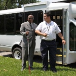 SCR MEDICAL TRANSPORTATION photo: We provide door-to-door service to all of our passengers.