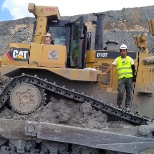 Bulldozer CAT D10T