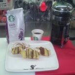 Starbucks photo: un dia de sampling