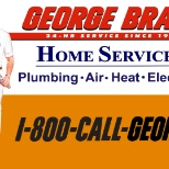 George Brazil Home Services - Plumbing, Air Conditioning, Heating and Electrical Services