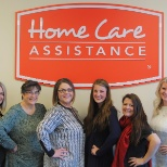 Home Care Assistance photo: Our HCA team in Lake Oswego