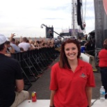 Working the Jason Aldean concert