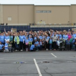 Harbor Behavioral Health photo: Our NAMI team for the annual NAMI walk in Toledo