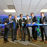 U.S. Senator Dick Durbin joined us for the ribbon cutting ceremony in our Chicago, Illinois office.
