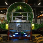 Global Centre Fuselage and Wing Marry-Up