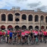 2019 PRA Cares Cycle from Milan-Venice