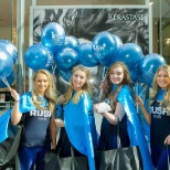 photo of RUSH Hair and Beauty, RUSH Westfield Stratford open day