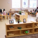 LePort Schools photo: Montessori classroom