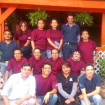 The Home Depot photo: Junta con los chavos de met