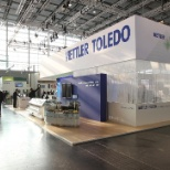 METTLER TOLEDO photo: Tradeshow Booth