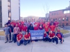 TQL Denver supports the American Heart Association by wearing red