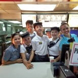 Golden Arches Development Corporation (McDonald's Philippines) photo: Holiday duty