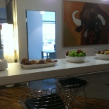 SGS hosting client brunch