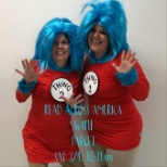Organized Yearly Read Across America event  ( I'm thing 2)