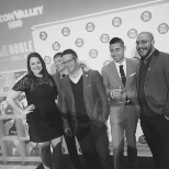 "RAPP photo: RAPP wins  Silver for ""Best B2B"" at the 7th Annual Shorty Awards, for our HP campaign #72HoursOfYes"