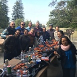 Our Capgemini Consulting (CC) teams are a tight-knit bunch who spend time together outside work!