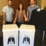 Cal State Northridge Professional Clothing Drive