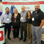 Gifted Healthcare photo: GIFTED Team members at the AACN NTI Annual Show
