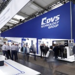 DVS TECHNOLOGY GROUP photo: Unser Stand auf der EMO 2019