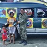PADI photo: Humanitarian assistance after Typhoon Yolanda (Haina)