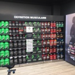 magasin FITNESSBOUTIQUE