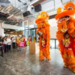 Lunar New Year at Facebook Singapore