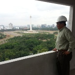 On site Supervison of 15 floor Office Building.