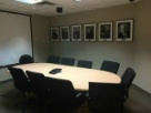 Investors Group Edmonton Metro Board room