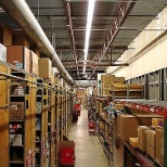 Next PLC photo: Stockroom