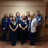 Welcoming our new nurses to Cartersville Medical Center!