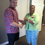 Keller Williams Realty photo: A satisfied buyer.
