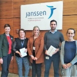 photo of Johnson & Johnson, Janssen Talent Day