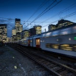 NMBS photo: trains