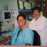 Flagler Hospital when it was a fun place to work.