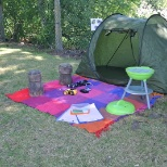 photo of Egg Day Nursery, Camping on the Grounds