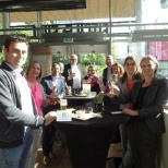 Employees in our Dutch office celebrated our 125th Anniversary in sunny Amsterdam.
