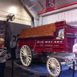 The Clydesdale Wagon