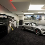 Show room AMG