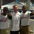 Working the college world series