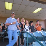 The Cruise Web, Inc photo: Company outing at the Bowie Baysox game.