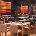 grand hyatt mumbai.fifty five east restaurant