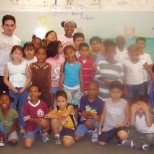 Action for Children photo: Working with my children, in the after School program at CentroNía