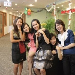 regus team christmas party