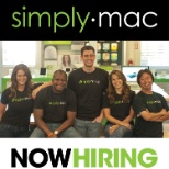 Simply Mac is always searching for passionate individuals to join our team visit simplymac.com/jobs