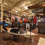 FIELD & STREAM photo: Watersports include kayaks, canoes, and boat accessories.