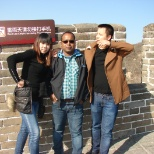 During official tour in China after completing implementation of new company JNBL