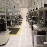 Cypress Semiconductor Corporation photo: Cypress Semiconductor Clean Room