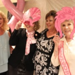 Our Ladies Night Out event for breast cancer awareness and education