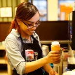 Creating the perfect hand-crafted beverages for our customers!
