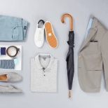 Trunk Club photo: Grippy soles, lighter-weight fabrics, and protection against precipitation - this is dressing well.